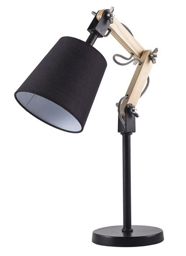 Ayarlanabilir Metal Masa Lambası-Warm Design